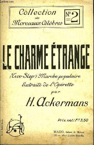 LE CHARME ETRANGE