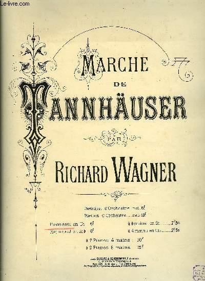 MARCHE DE TANNHAUSER