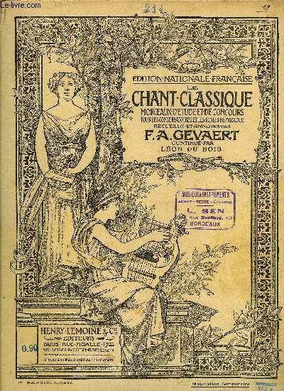 LE CHANT CLASSIQUE N°214