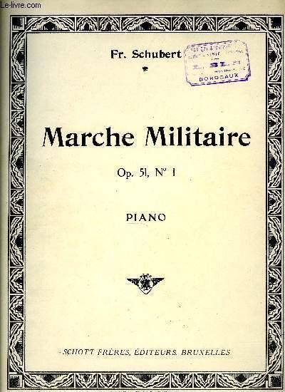 MARCHE MILITAIRE