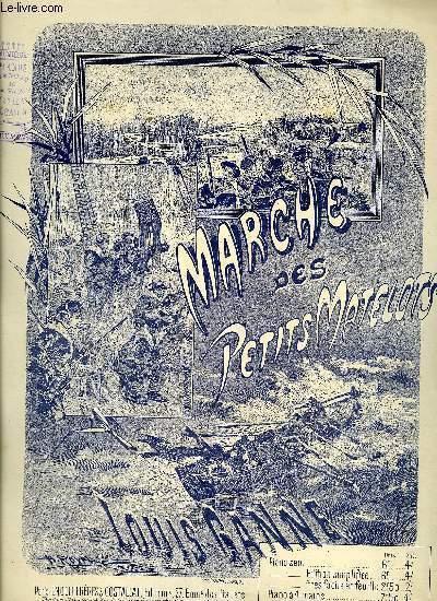 MARCHE DES PETITS MATELOTS