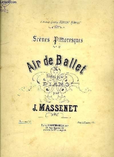 AIR DE BALLET