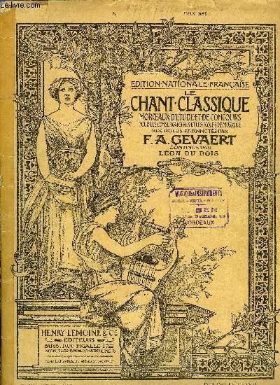LE CHANT CLASSIQUE N°57, 58, 59, 60