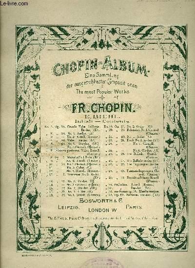 CHOPIN-ALBUM