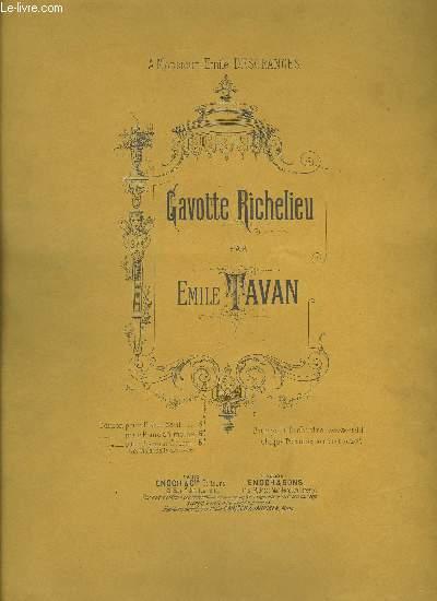 GAVOTTE RICHELIEU