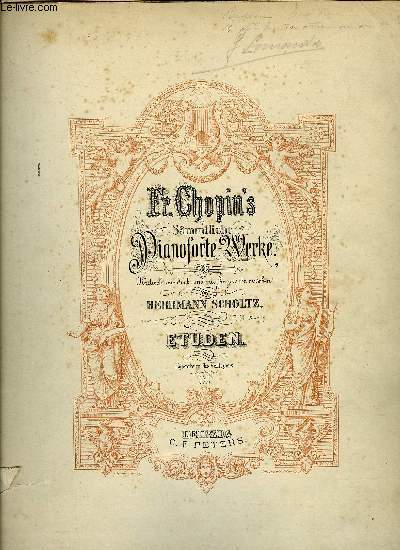 ETUDEN, SAMMTLICHE PIANOFORTE-WERKE