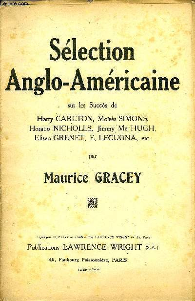 SELECTION ANGLO-AMERICAINE