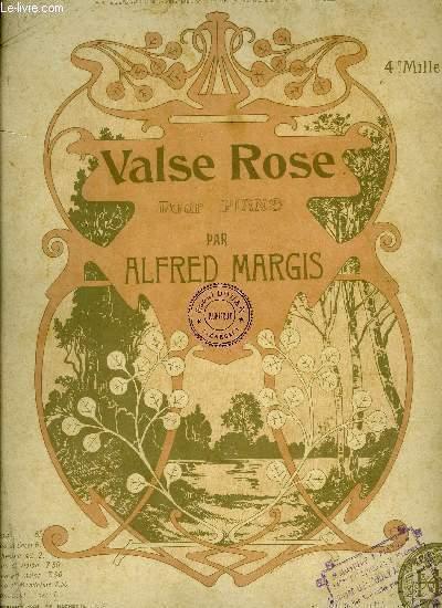VALSE ROSE