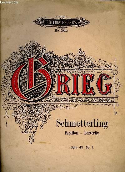 SCHMETTERLING (PAPILLON - BUTTERFLY)