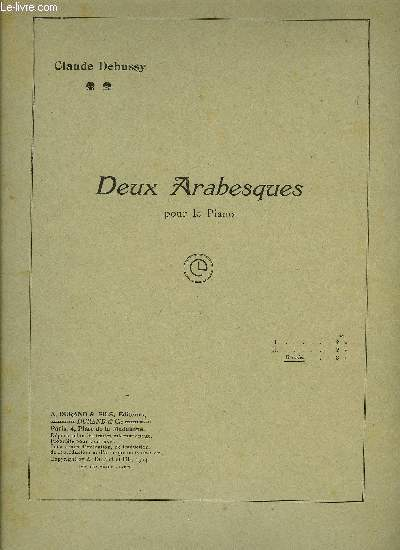 DEUX ARABESQUES