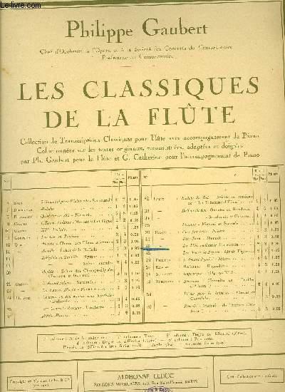 LA FLUTE ENCHANTEE, INVOCATION