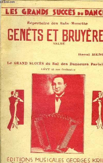 GENETS ET BRUYERES