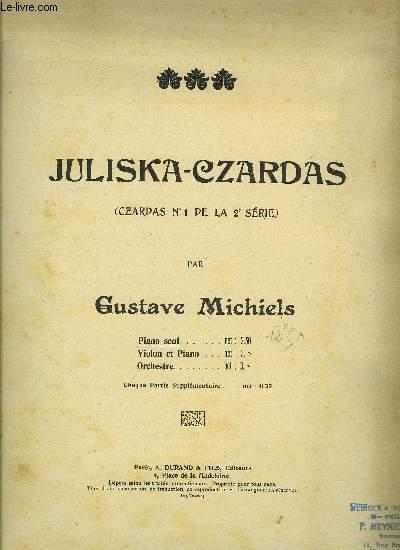 JULISKA-CZARDAS