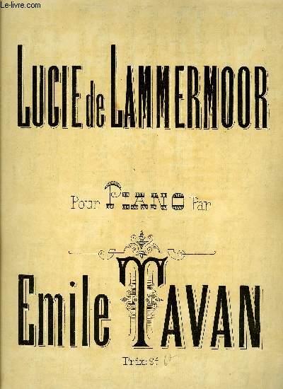 LUCIE DE LAMMERMOOR