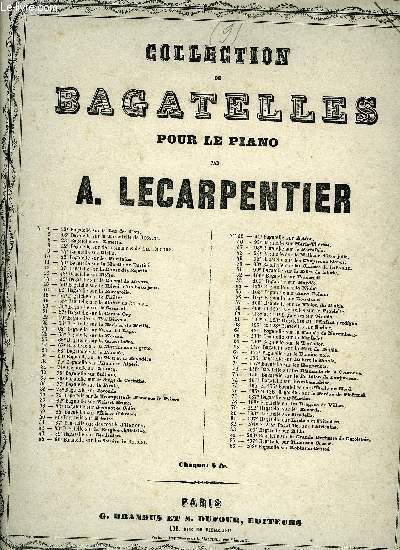 159EME BAGATELLE SUR LE POSTILLON DE LONGJUMEAU
