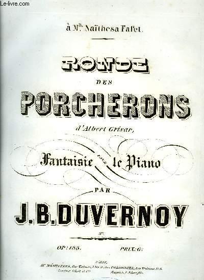 RONDE DES PORCHERONS