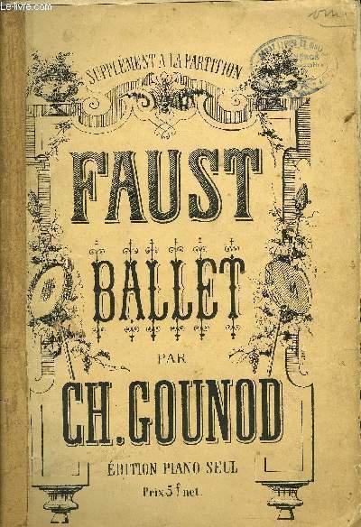 FAUST BALLET