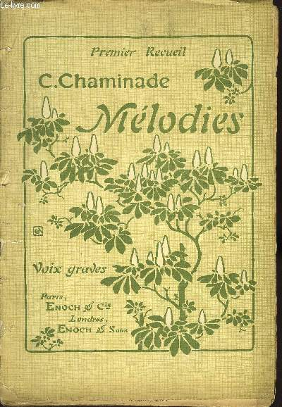 MELODIES 1ER VOLUME