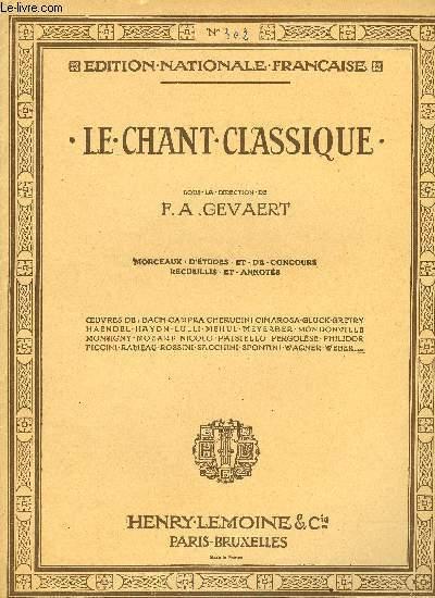 LE CHANT CLASSIQUE N°302