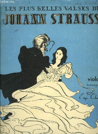 LES PLUS BELLES VALSES DE JOHANN STRAUSS