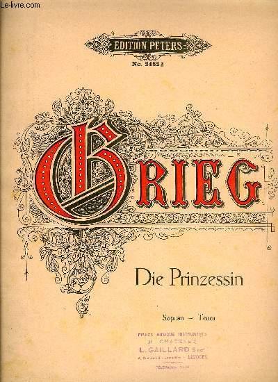 DIE PRINZESSIN (THE PRINCESS - LA JEUNE PRINCESSE)