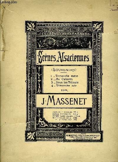 SCENES ALSACIENNES