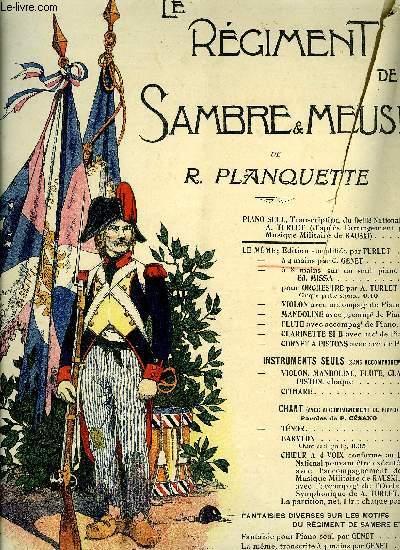 LE REGIMENT DE SAMBRE ET MEUSE