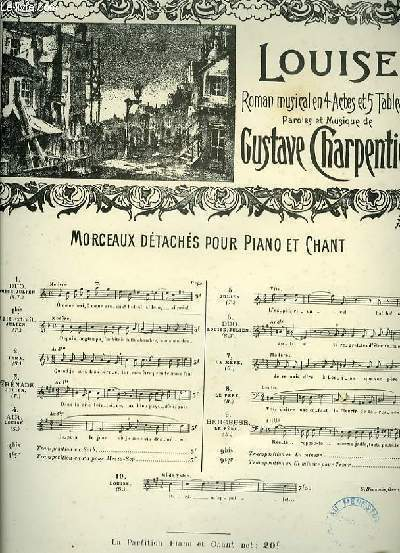 N°4 TER AIR DE LOUISE extrait du roman musical