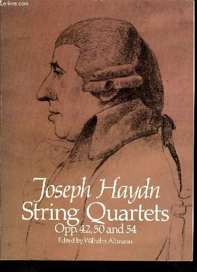 STRING QUARTETS OPP.45,50 and 54
