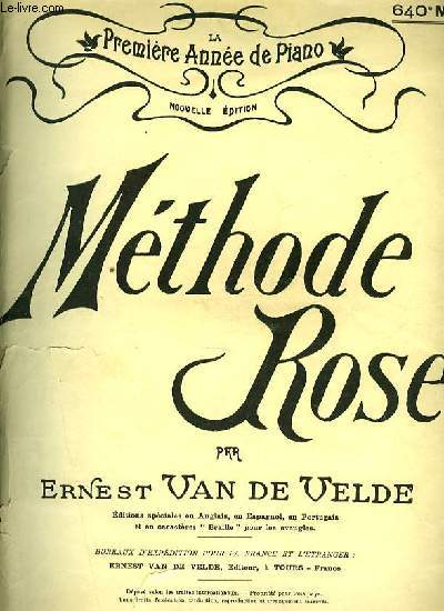 METHODE ROSE