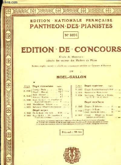 BRISE DE MAI pour piano