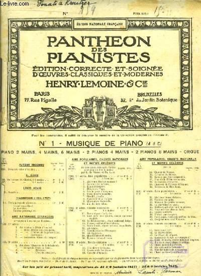 SONATE POUR PIANO ET VIOLON OP.47 9e SONATE