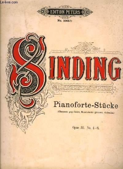PIANOFORTE-STUCKE