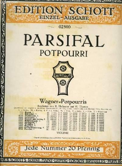 PARSIFAL violino I