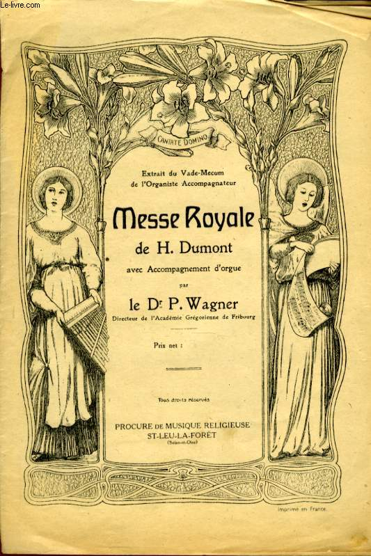 MESSE ROYALE