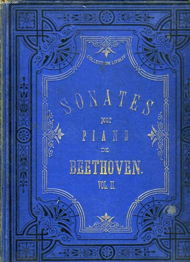 SONATES POUR PIANO VOLUME II