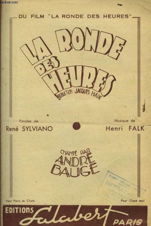 RONDE DES HEURES