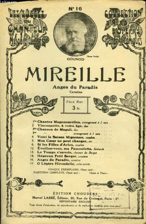 MIREILLE N° 16 ANGES DU PARADIS