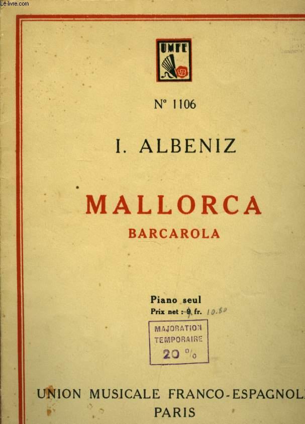MALLORCA BARCAROLA
