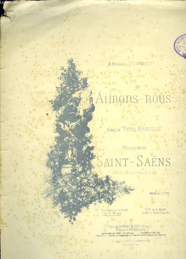 AIMONS - NOUS ( LET US LOVE)