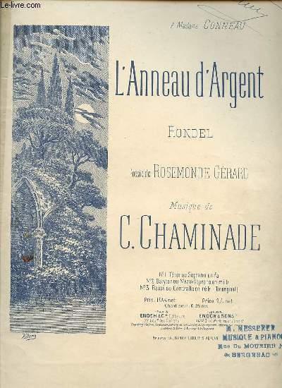 L' ANNEAU D'ARGENT. RONDEL.