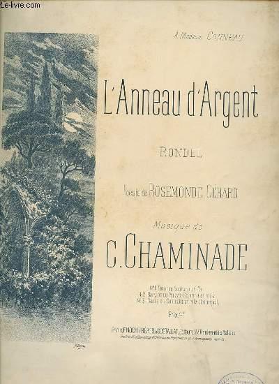L'ANNEAU D'ARGENT RONDEL.
