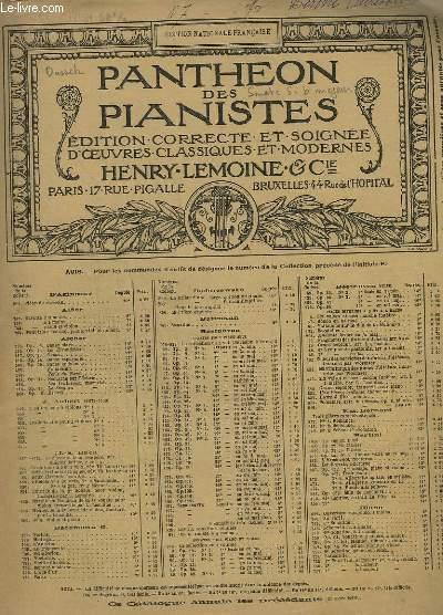 OEUVRES POUR PIANO - N° 67 : SONATE EN SI B MAJEUR, OP. 9 N°1.