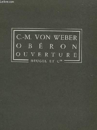 OBERON OUVERTURE - P.H. 38.