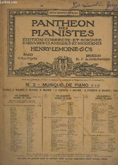 EDITION DE CONCOURS - TROISIEME SERIE - P.1486 : CONCERTO EN SI MINEUR - OP.89.