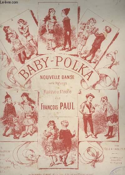 BABY POLKA - NOUVELLE DANSE AVEC FIGURES - N° 2 : EDITION ORIGINALE.