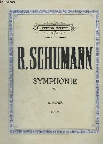 SYMPHONIE - 4 VOLUMES : N° 1 A 4.- POUR PIANO.