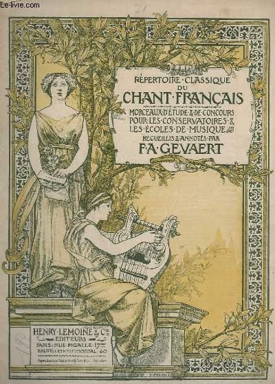 LE CHANT CLASSIQUE - N°71 - SCENE ET RONDO DU BILLET DE LOTERIE - PIANO.