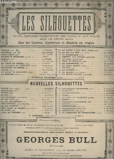 COPPELIA - N°2 : BALLET DE LEO DELIBES - PIANO.
