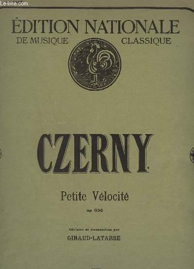 PETITE VELOCITE - OP.636 - N°5028.